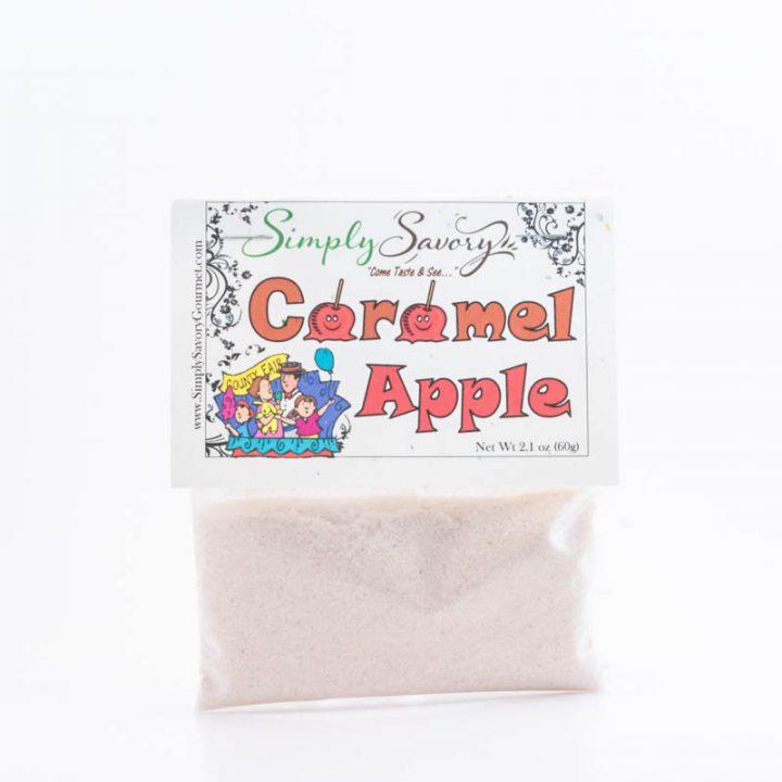 Caramel Apple Dessert Dip Mix Packet