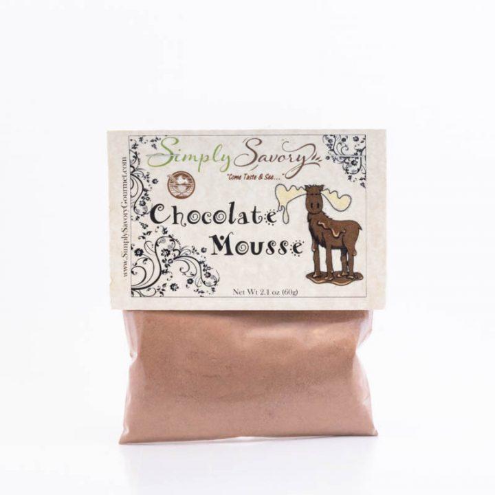 Chocolate Mousse Dessert Dip Mix Packet