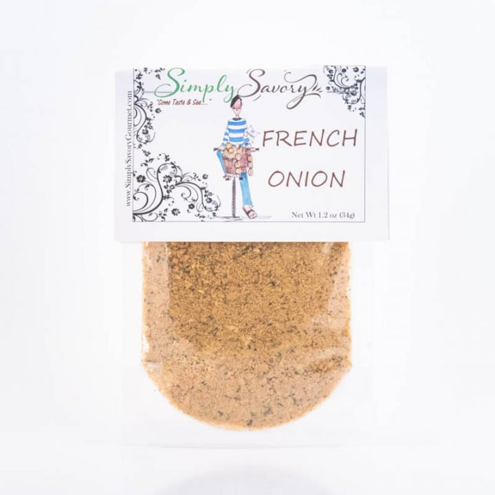 French Onion Dip Mix Packet
