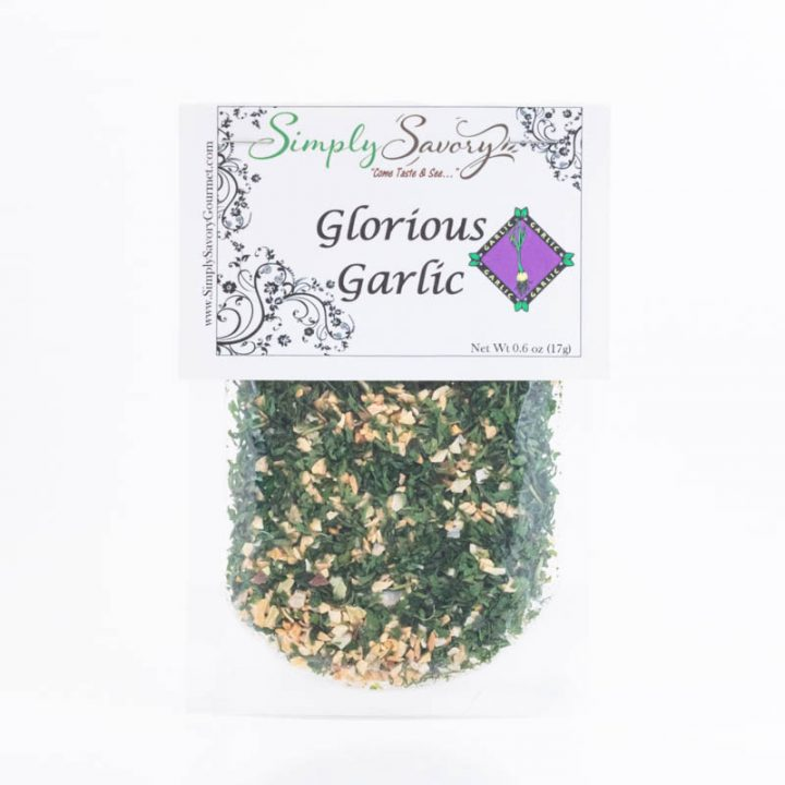 Glorious Garlic Dip Mix Packet
