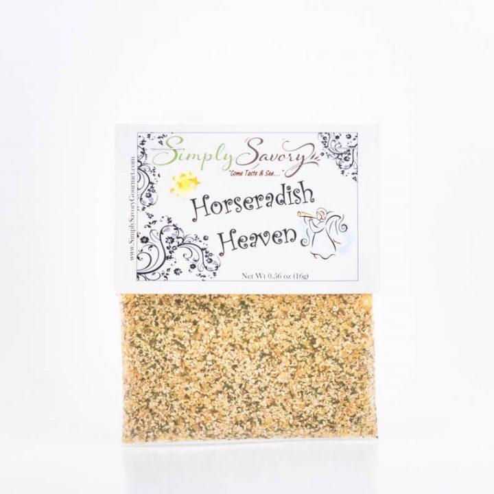 Horseradish Heaven Dip Mix Packet