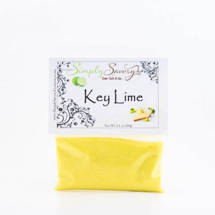 Key Lime Pie Dessert Mix Packet