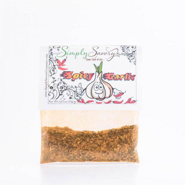 Spicy Garlic Dip Packet
