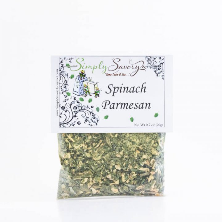 Spinach Parmesan Dip Packet