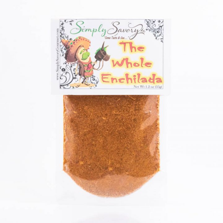 The Whole Enchilada Dip Packet